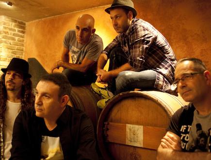 להקת אתניקס (צילום: רן גולני)