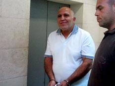 העבריין מכחיש כי תקף, ארכיון (צילום: עזרי עמרם ,חדשות 2)