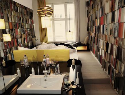 חדר במלון (צילום: מתוך האתר michelbergerhotel.com)