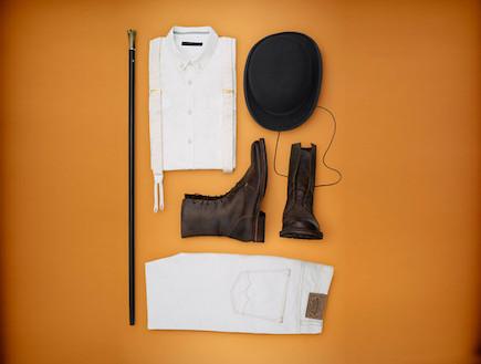 בגדים מהסרטים (צילום: flavorwire.com)