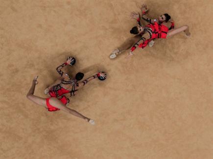 ישפרו את ההישג מבייג'ין? נבחרת ההתעמלות (gettyimages) (צילום: ספורט 5)