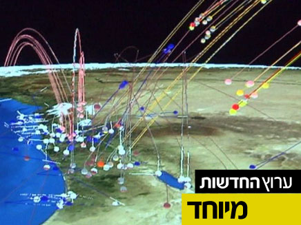 כך נתגונן מפני מתקפת טילים (צילום: חדשות 2)