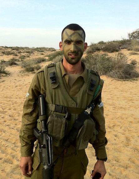 יהודה לוי החייל (צילום: באדיבות גרעיני החיילים)
