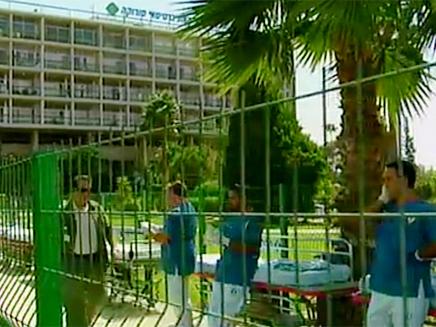 בית חולים סורוקה (צילום: חדשות 2)