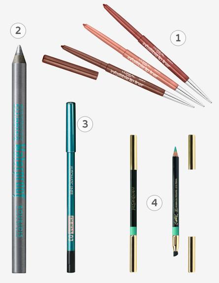 עפרונות עמידים במים