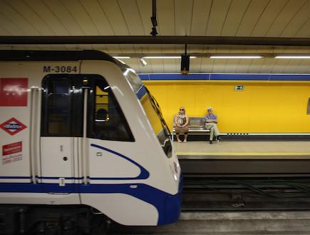 רכבת תחתית (צילום: Oli Scarff, GettyImages IL)