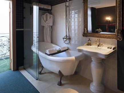 -מלון עדן האוס פרמייר, תל אביב, עיצוב רובי ישראלי. (צילום: עדי גלעד)