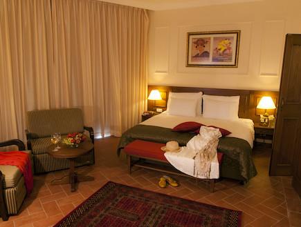 מלון פסטורל כפר בלום, עיצוב אדריכל נועם חתוכה למוד (צילום: עדי פרץ)