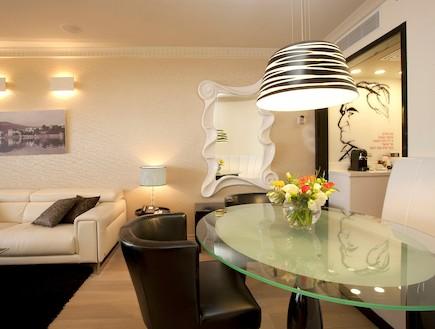 מלון רימונים גלי כנרת, טבריה, סוויטת בן גוריון (צילום: מיכאל טופיול)