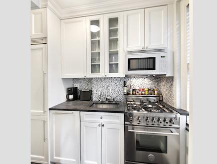 מטבח בדירה בניו יורק