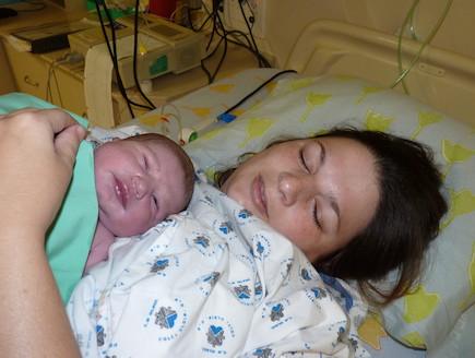 נעמה אחרי הלידה - פוריות (צילום: תומר ושחר צלמים)