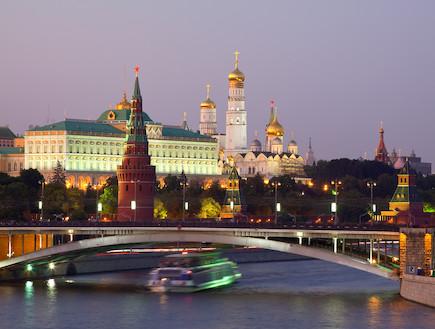 מוסקבה (צילום: אימג'בנק / Thinkstock)