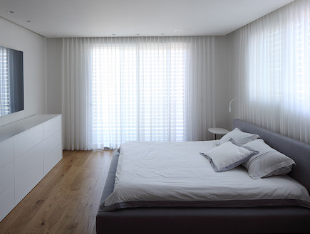 חדר שינה, בית בראשון