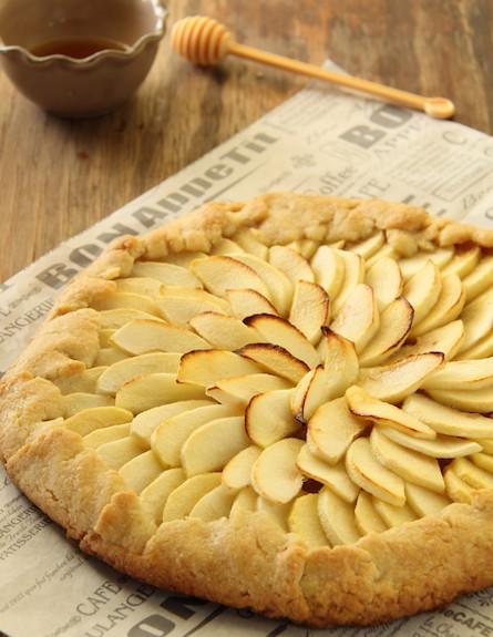 קרוסטטה תפוח בדבש