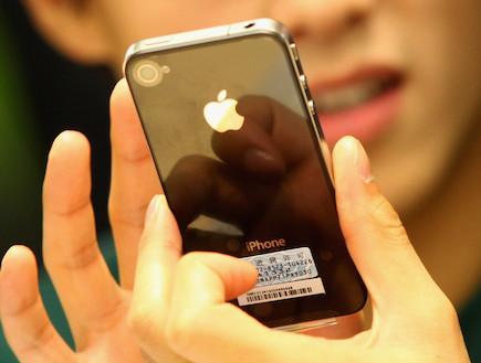 אייפון  (צילום: Feng Li, GettyImages IL)