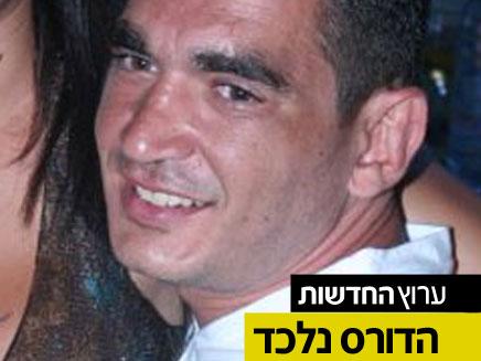 שושן ברבי נלכד (צילום: חדשות 2)