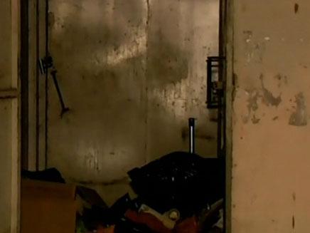 המחסן בו נתפס ברבי (צילום: חדשות 2)