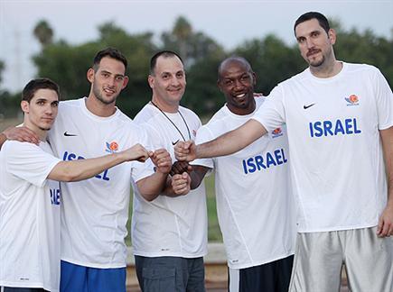 סטריטבול כחול לבן (איגוד הכדורסל) (צילום: ספורט 5)