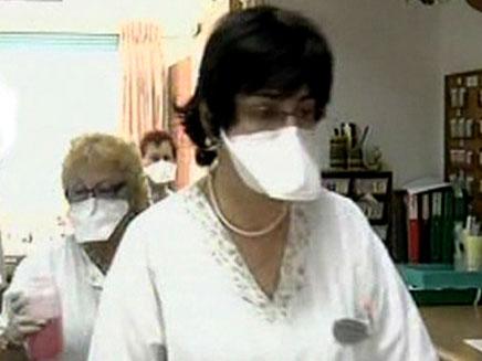 שחפת  (צילום: חדשות 2)