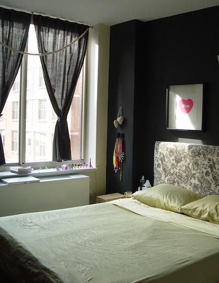 חדר שינה (צילום: צילום ביתי)