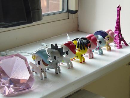 חיות על המדף (צילום: צילום ביתי)