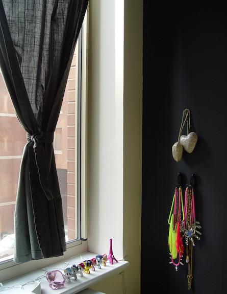 חלון בחדר שינה (צילום: צילום ביתי)