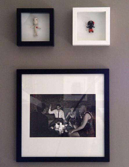 תמונות על הקיר (צילום: צילום ביתי)