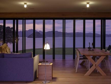 הנוף מהקוטג' (צילום: מתוך האתר www.fearonhay.com)