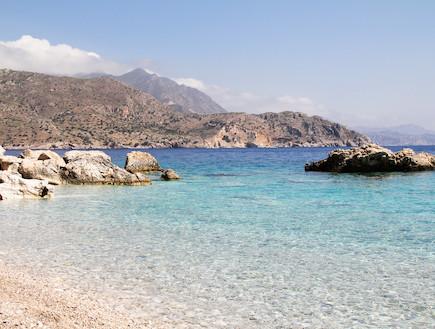 """החוף בקראפטוס 2 (צילום: עידית נרקיס כ""""ץ)"""