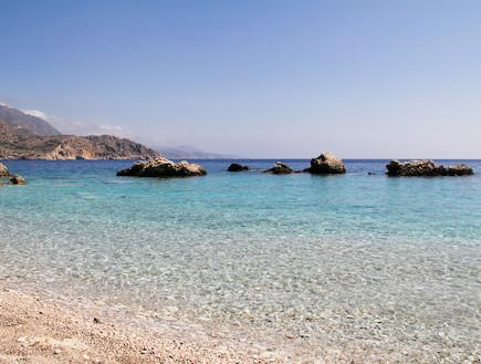"""החוף בקראפטוס 3 (צילום: עידית נרקיס כ""""ץ)"""