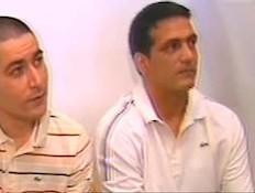 חגי זגורי ועד המדינה (צילום: חדשות 2)