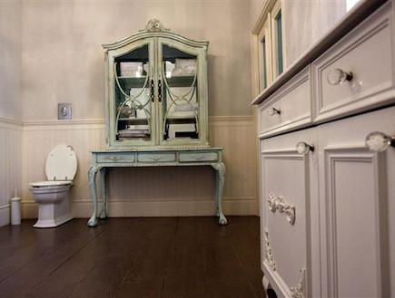 חדר רחצה בעיצוב קרן ריהוט בוטיק (צילום: קרן ריהוט בוטיק)