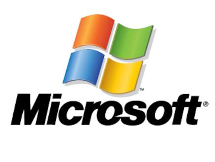 הלוגו הישן של מיקרוסופט