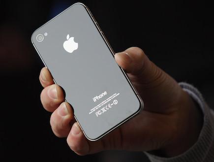 אייפון 4S (צילום: Oli Scarff, GettyImages IL)