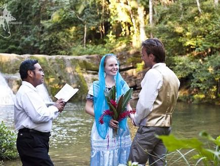 חתונה בבליז