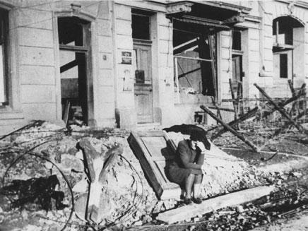 הוטלה במלחמת העולם - ולא התפוצצה. ארכיון (צילום: AP)