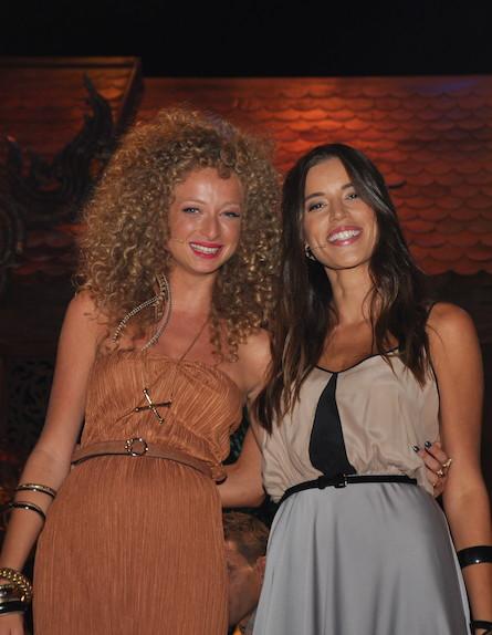 גמר הישרדות - VIP - יוליה ונטלי (צילום: צ'ינו פפראצי)