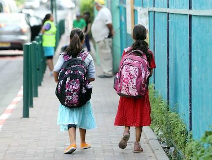 תלמידות בבית ספר דתי - אילוסטרציה