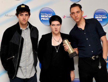 the xx (צילום: Gareth Cattermole, GettyImages IL)