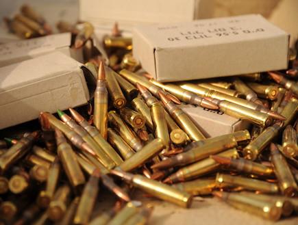 """תחמושת (צילום: עיתון """"במחנה"""")"""