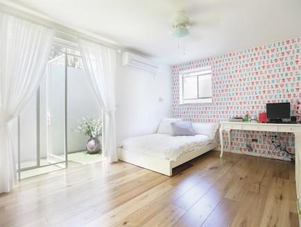 חדר שינה ילדה