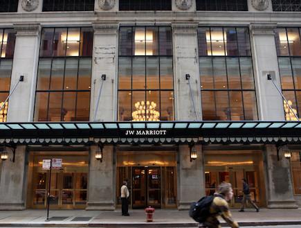מלון מריוט בשיקגו