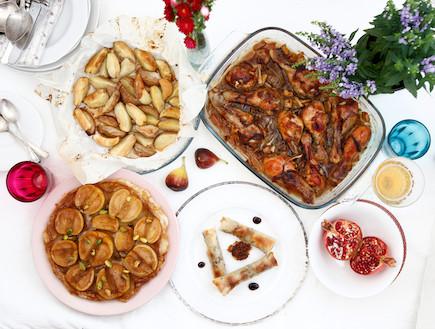 ארוחת חג ב-60 שקלים (צילום: אפיק גבאי, אוכל טוב)