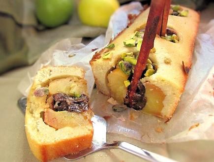 עוגה לראש השנה (צילום: דליה מאיר, קסמים מתוקים)