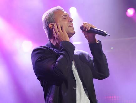 זמר בקיסריה (צילום: שרון רביבו)