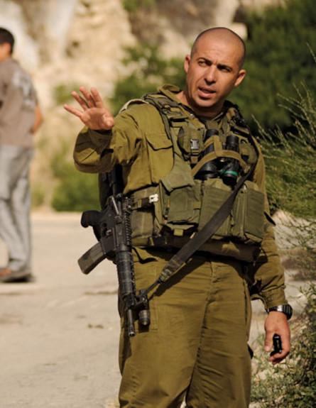 """אלמ אודי בן מוחה (צילום: איתי כהן, עיתון """"במחנה"""")"""