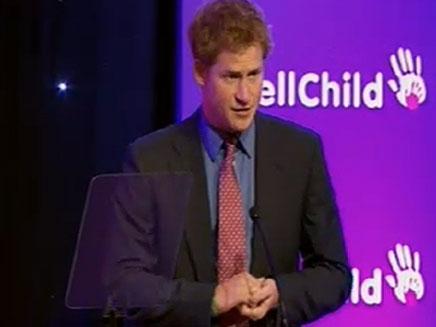 לא התייחס, הנסיך הארי (צילום: חדשות 2)