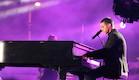 אור טרגן על הפסנתר בגמר כוכב נולד (צילום: אורטל דהן)