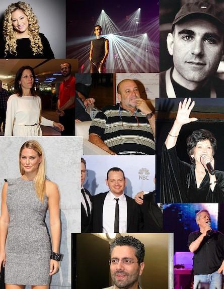 עשרת אנשי הבידור של 2012