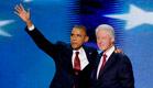 הנשיא לשעבר קלינטון, הביע תמיכה באובמה (צילום: רויטרס)
